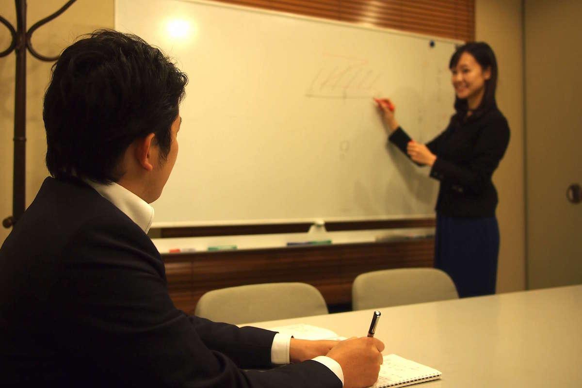 経営者のためのマンツーマントレーニング